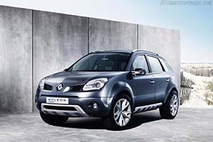 Click here to open the Renault Koleos Concept gallery