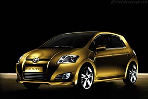 Click here to open the Toyota Auris Concept gallery