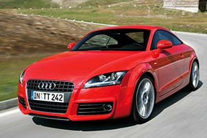 Click here to open the Audi TT Quattro 3.2 Coupe S-Line gallery