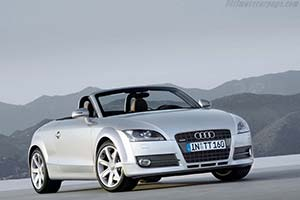 Click here to open the Audi TT Quattro 3.2 Roadster gallery
