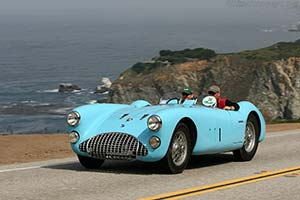 Click here to open the Talbot Lago T26C Dugarreau Barchetta  gallery