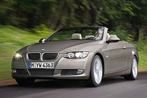 Click here to open the BMW E93 335i Cabriolet gallery