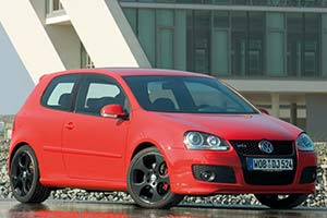 Click here to open the Volkswagen Golf V GTI 30 Edition gallery