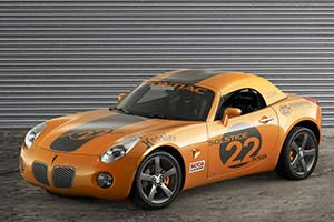 Click here to open the Pontiac Solstice Club Sport gallery