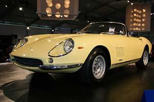 Click here to open the Ferrari 275 GTB/4 Nart Spyder  gallery
