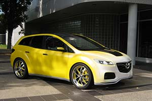 Click here to open the Mazda CX-7 Adrenaline Concept gallery