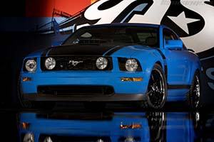 Click here to open the Ford Mustang BOSS 302 Concept gallery