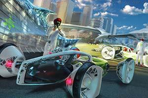 Click here to open the Volkswagen Nanospyder Concept gallery