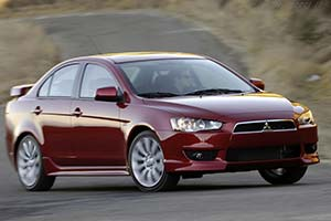 Click here to open the Mitsubishi Lancer GTS gallery