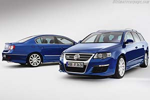 Click here to open the Volkswagen Passat R36 Variant gallery