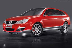 Click here to open the Volkswagen Neeza Concept gallery