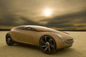 Click here to open the Mazda Nagare Concept gallery