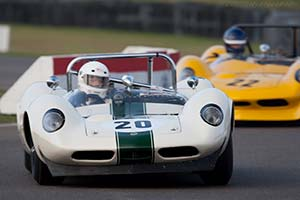 Click here to open the Lotus 30 S1 Ford gallery