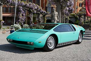 Click here to open the Bizzarrini Manta gallery