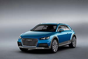 Click here to open the Audi Allroad Shooting Brake gallery