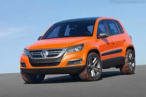Click here to open the Volkswagen Tiguan Concept gallery