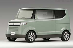 Click here to open the Honda Step Bus Concept gallery