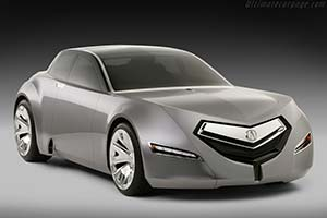 Click here to open the Acura Advanced Sedan Concept gallery