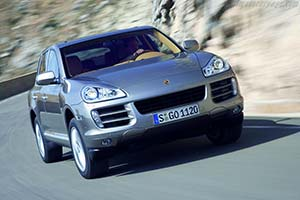 Click here to open the Porsche Cayenne gallery