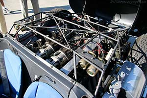 Click here to open the Maserati Tipo 63 Birdcage V12  gallery