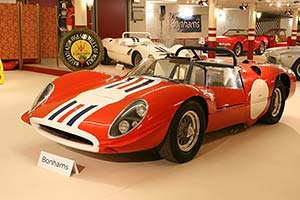 Click here to open the Maserati Tipo 65 Birdcage gallery
