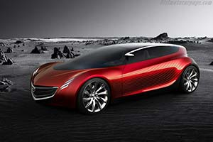 Click here to open the Mazda Ryuga Concept gallery