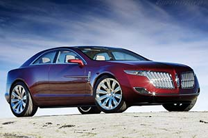 Click here to open the Lincoln MKR Concept gallery