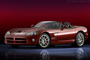 Click here to open the Dodge Viper SRT10 Roadster gallery
