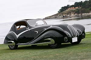 Click here to open the Delahaye 135 Competition Court Figoni & Falaschi Coupe gallery