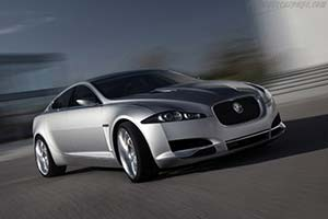 Click here to open the Jaguar C-XF Concept gallery