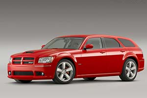 Click here to open the Dodge Magnum SRT8 gallery