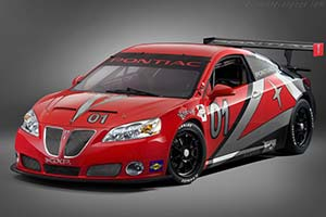 Click here to open the Pontiac G6 GXP.R gallery