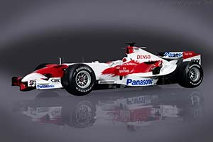 Click here to open the Toyota TF107 gallery