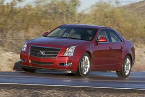 Click here to open the Cadillac CTS gallery