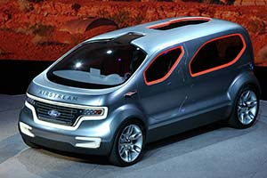 Click here to open the Ford Airstream Concept gallery