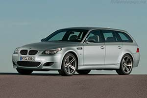 Click here to open the BMW E60 M5 Touring gallery