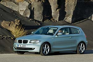 Click here to open the BMW 130i Hatchback gallery