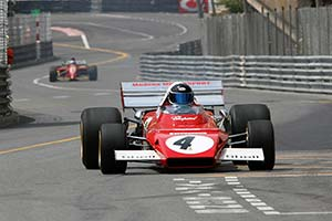 Click here to open the Ferrari 312 B2  gallery