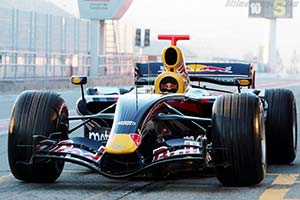 Click here to open the Red Bull Racing RB3 Renault gallery