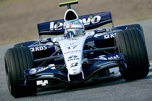 Click here to open the Williams FW29 Toyota gallery