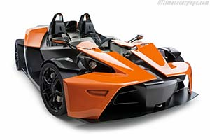 Click here to open the KTM X-Bow gallery