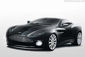 Click here to open the Aston Martin Vanquish S Ultimate Edition gallery