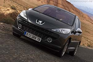 Click here to open the Peugeot 207 RC gallery