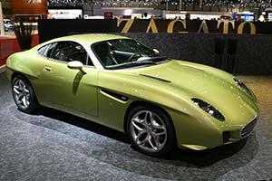 Click here to open the Diatto OttoVu Zagato Coupe Concept gallery