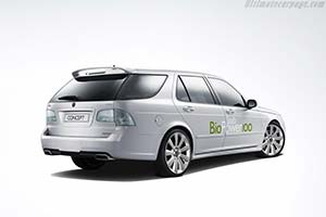 Click here to open the Saab 9-5 BioPower 100 Concept gallery