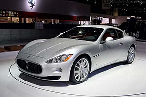 Click here to open the Maserati GranTurismo gallery