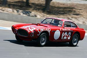 Click here to open the Ferrari 340 Mexico Vignale Berlinetta gallery