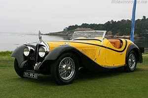 Click here to open the Voisin C27 Figoni Cabriolet gallery