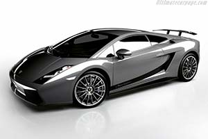 Click here to open the Lamborghini Gallardo Superleggera gallery