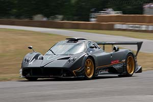 Click here to open the Pagani Zonda R gallery